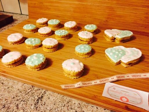 Frühlings-Kekse