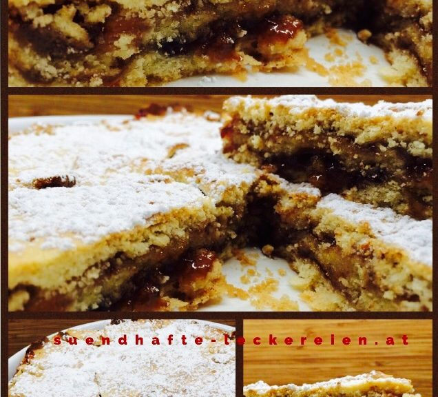 Marmelade-Schichtkuchen